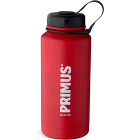 Primus TrailBottle Vacuum Water Bottle Stainless Steel 800ml red